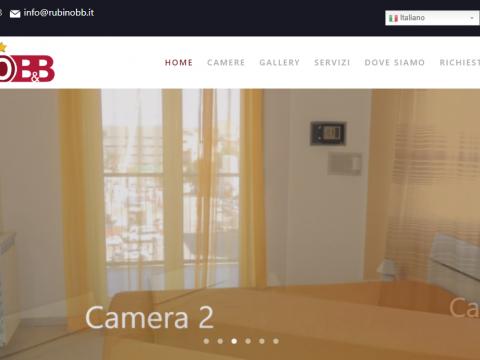 Creazione sito web per hotel