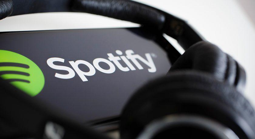 musica direttamente da spotify
